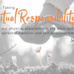 The Personal of Responsibility