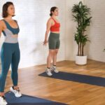 This 5-Minute Pilates HIIT Workout Will Build Major Strength & Heat In Your Body