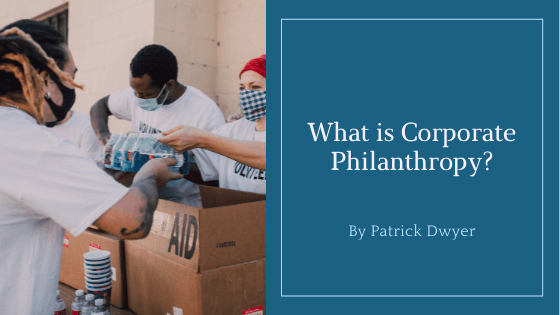 what-is-corporate-philanthropy