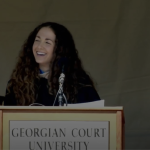 Poet Brings Attention to Pandemic Grief and Mental Health During Commencement Address