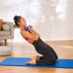 Get A Full-Body Strength Workout In Just 4 Quick Rounds With This Routine