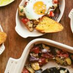 This Mediterranean-Inspired Breakfast Is Packed With Veggies (And So Delicious)
