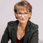 """Pamela Wilson of BIG Brand System: """"Reinventing yourself can't be done in theory"""""""