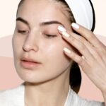 Add This 60-Second Trick To Your Morning Routine For A Lifted, Toned Face