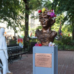 Activists erect the first transgender statue in NYC Parks: 'We cannot stay idle.'