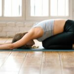 Have  Bad Posture? This Juicy Version Of Child's Pose Will Help