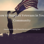How to Support Veterans in Your Community
