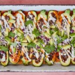This Fun, Low-Carb Take On Enchiladas Is The Perfect Easy Weeknight Meal