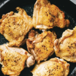 5-Ingredient Braised Chicken Thighs With An Unexpected, Flavorful Ingredient