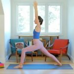 Feeling Overwhelmed? Try This 15-Minute Yoga Routine To Calm Your Body & Mind