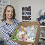 """Bridget Cutler of Moms Helping Moms Foundation: """"Someone who effects positive change on the world around them"""""""
